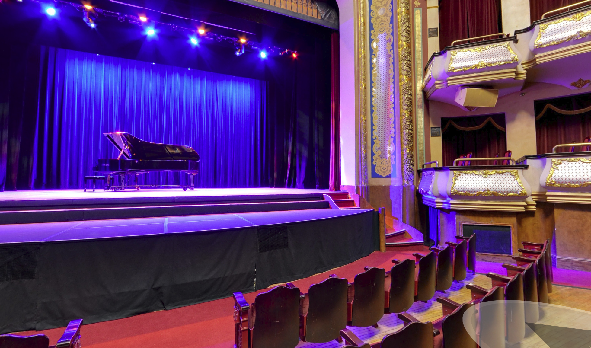 classical music opportunities at the capitol theatre new brunswick